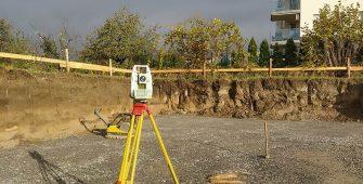 Geodetski poslovi u sklopu izgradnje objekta